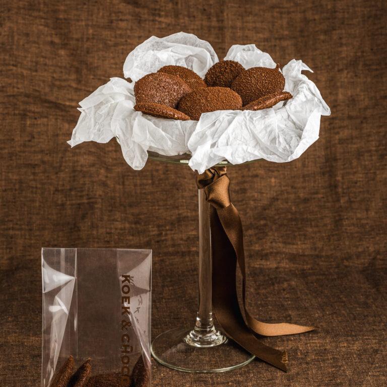 Cacaoplakje puur