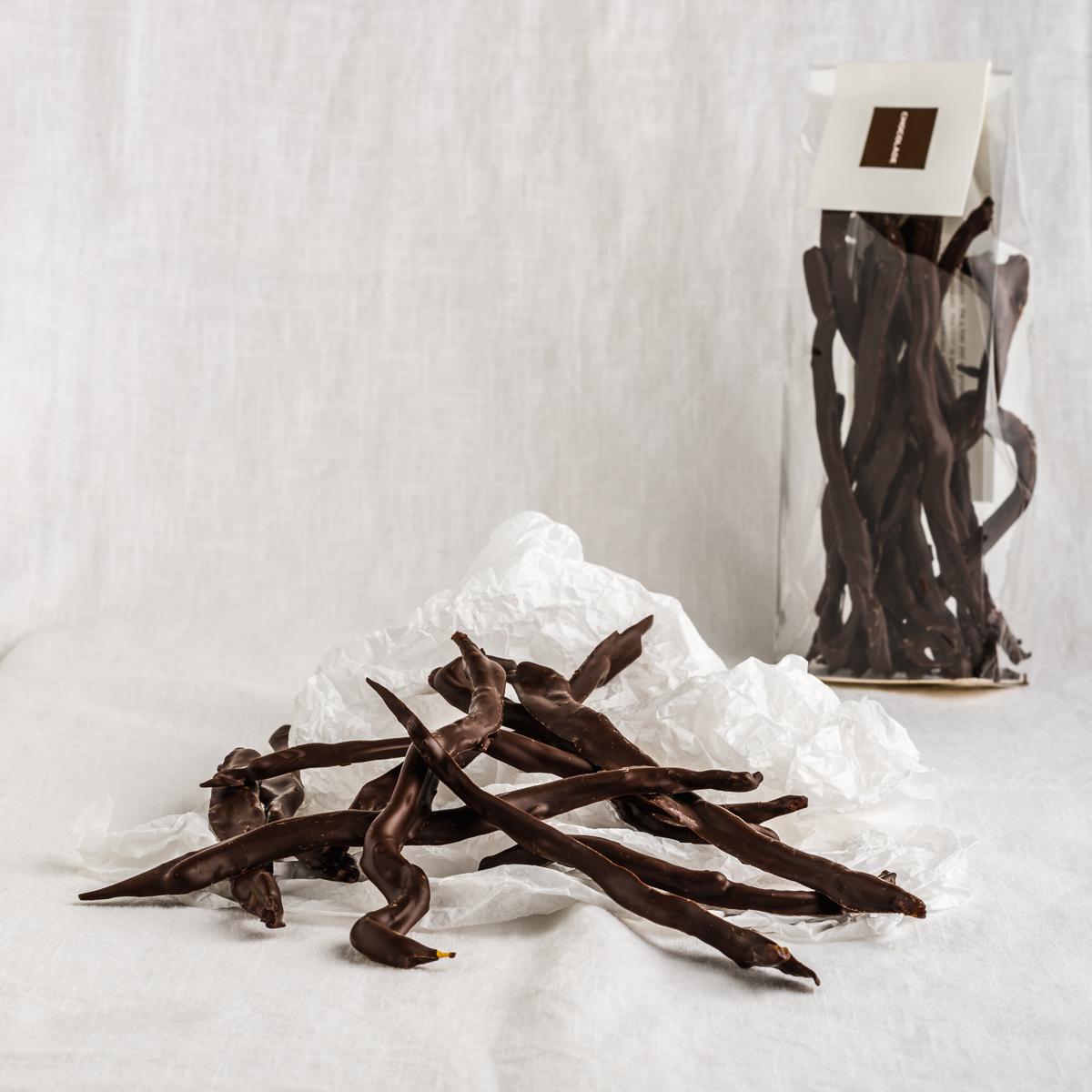 Zakje Sinaasschil fruitchocolade