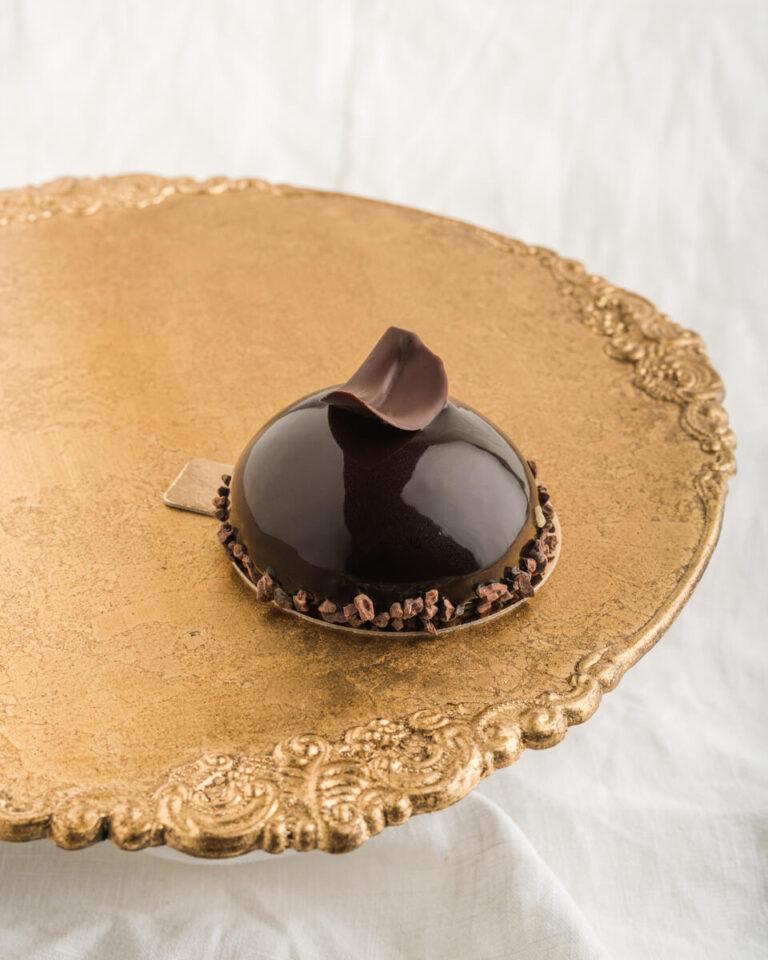 Chocolade dome